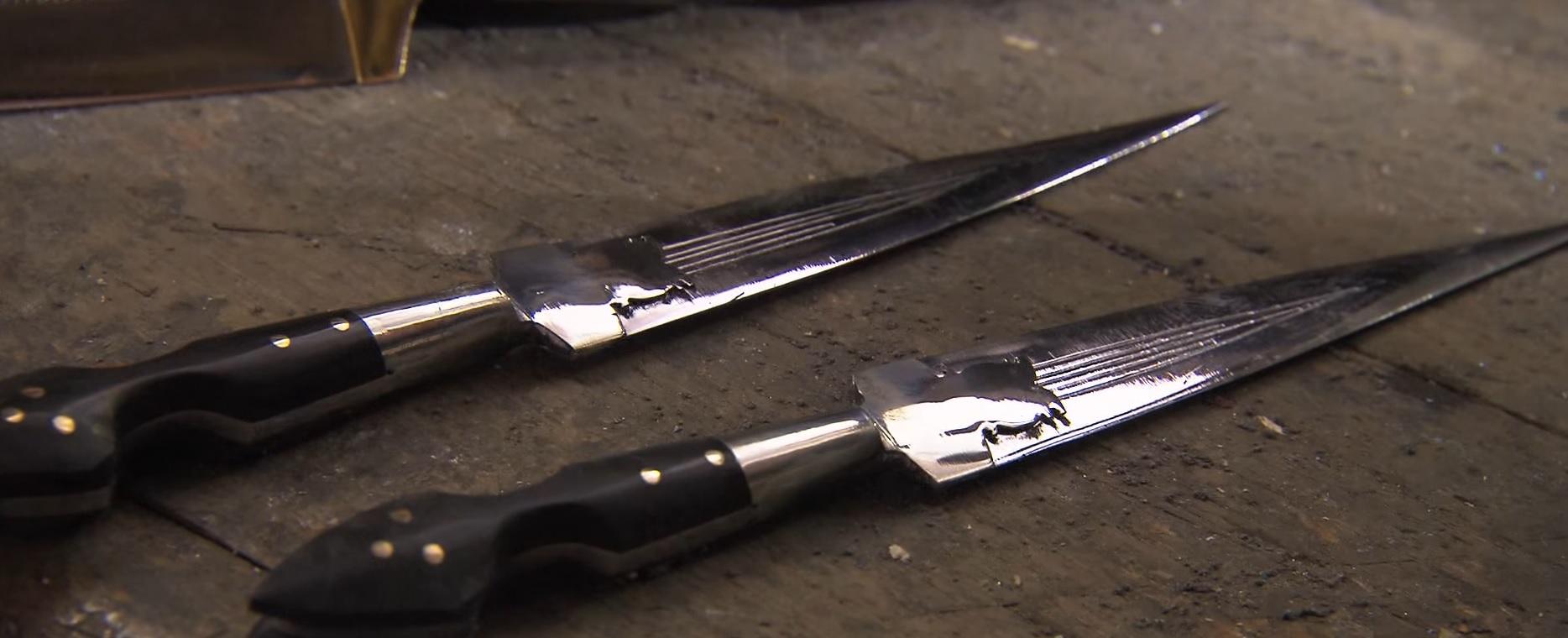 Sürmene Bıçağı ve Sürmene Bıçak Oyunu Belgeseli.