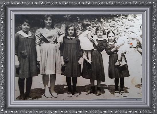 1963-1964 Yılı - Yokuşbaşı (Cikoli) İlkokulu...