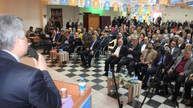 AK Parti Sürmene İlçe Başkanlığına Bayraktar Seçildi