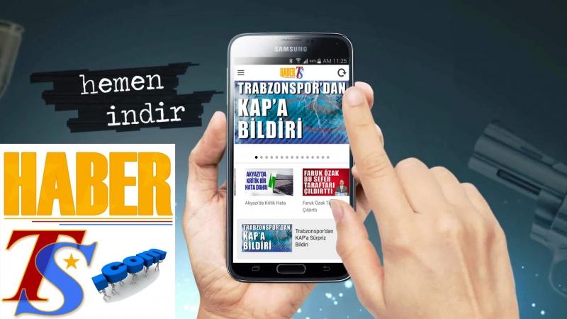 Haber TS Mobil Uygulaması Yayınlandı.