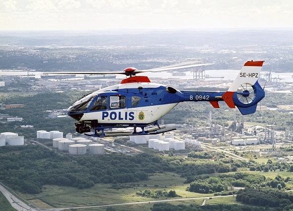 Helikopter ve Polislerle Dev Operasyon