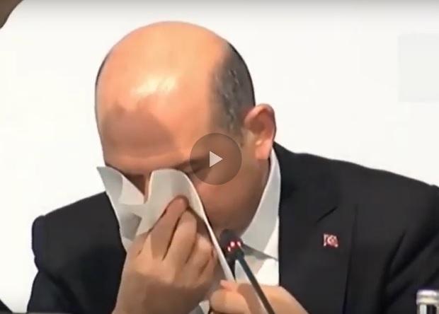 İçişleri Bakanı Süleyman Soylu, ameliyatı oldu.