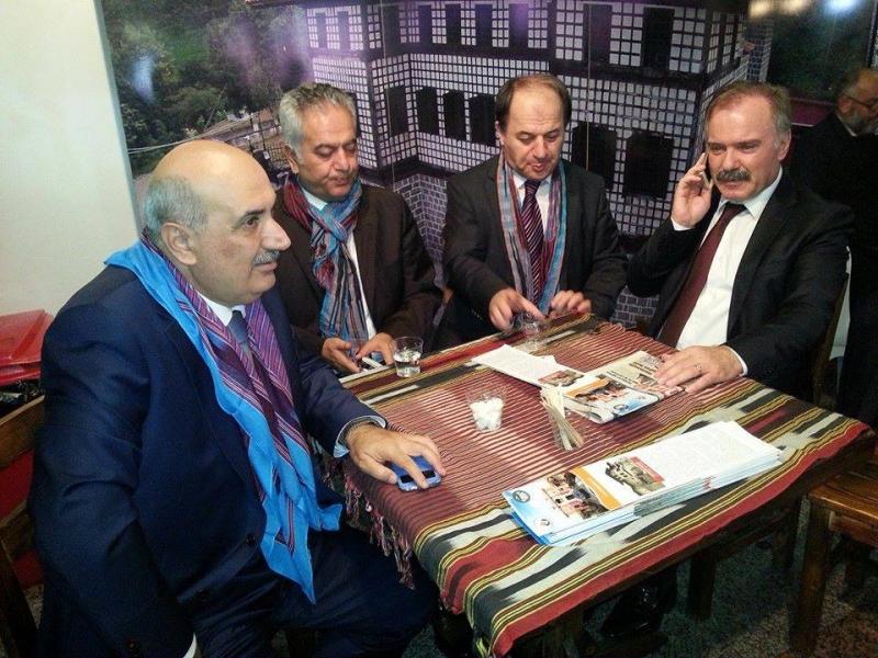 İstanbul Feshane de Düzenlenen Trabzon Tanıtım Günleri Devam Ediyor.