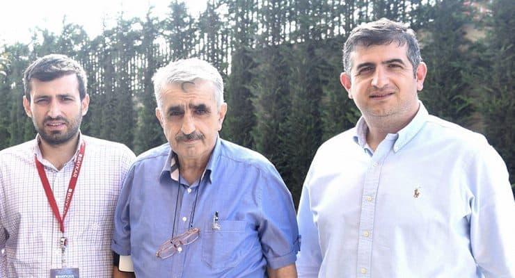 Özdemir Bayraktar hayatını kaybetti.