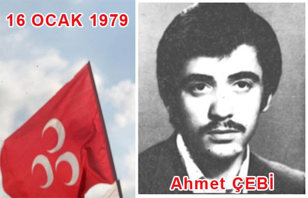 Ruhun Şad, Mekanın Cennet Olsun Ahmet ÇEBİ.