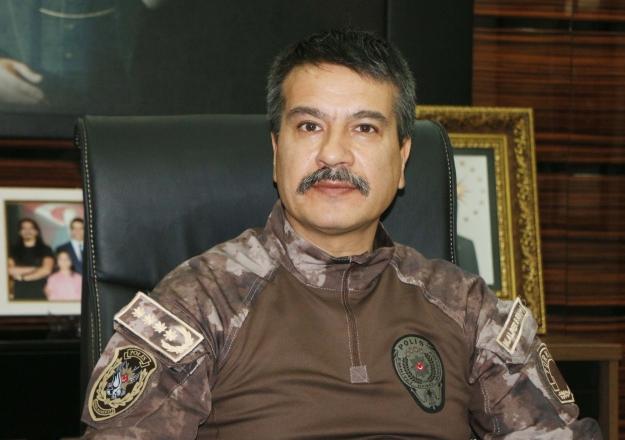 Trabzon Emniyet Müdürü Metin Alper den Muhtarlar Günü Mesajı.