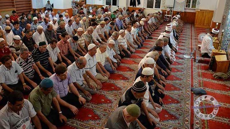 Trabzonda Ramazan Bayram Namazı saatleri belli oldu - Bayram Namazı nasıl kılınır?