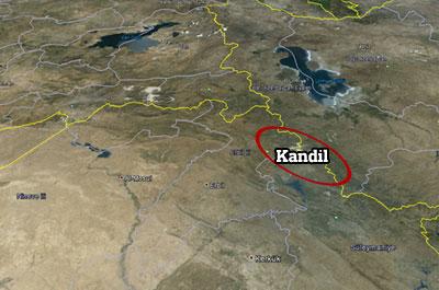 Türk Ordusu Kandil'e İlerliyor!