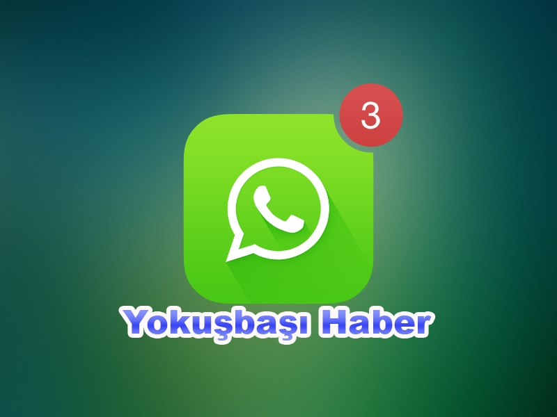 Whatsapp istihbarat hattımız yayında..