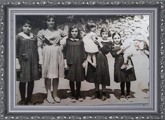 1963 - 1964 Yılı Öğretmen Şükrü Malkoç ve Eşi Saadet Hanım'ın Objektifinden