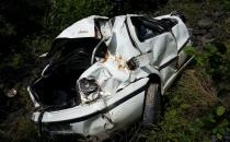 Beşköy'de Kaza 1 Ölü 2 Yaralı..