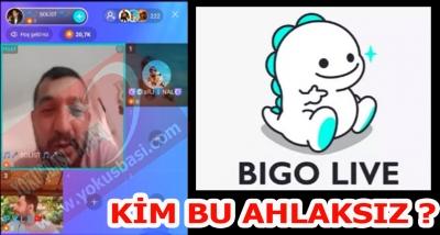 BIGO Live Adlı soyal medyada Sağlık Çalışanlarına Hakaret.
