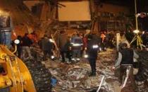 Çaykara Maraşlı köyünde tüp patladı 2 ölü