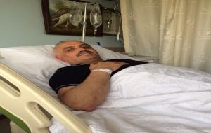 Hamdi Çebi Ameliyattan Çıktı