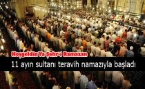 Hoşgeldin Ya Şehr-i Ramazan !