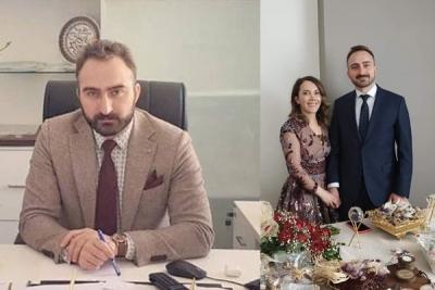 Hüsnü Demirci ve Hayriye Tanin nişanlandı.