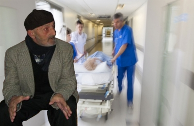 Murat GÜNEY hastanede yoğun bakıma alındı!