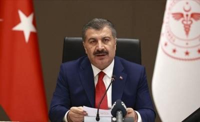 Sağlık Bakanı Fahrettin Koca güncel koronavirüs rakamlarını açıkladı.