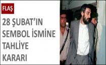 Salih Mirzabeyoğlu tahliye edildi