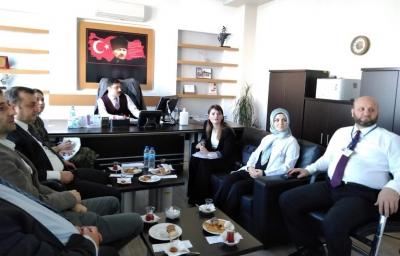 Sürmene Devlet Hastanesi Trabzon'da ilk !