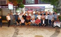 Surmeneliler'in İstanbul iftar buluşması.
