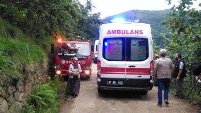 Yokuşbaşı Mahallesi'nde Trafik Kazası