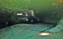 Yokuşbaşı Mahallesinde Trafik Kazası